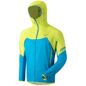 Dynafit Transalper Light 3L - Veste Homme - jaune/bleu